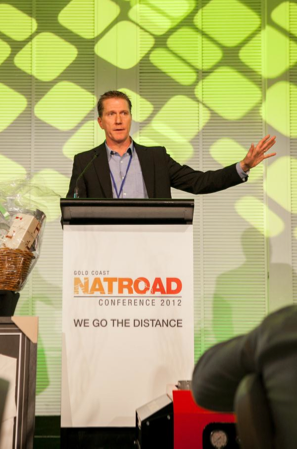 Cunningham addresses the need for heavy duty solutions at NatRoad Conference
